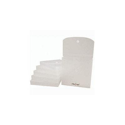 Clip It Up 6x6 Storage Envelopes 6/Pkg