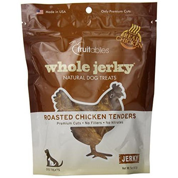 Fruitables Whole Jerky Roasted Chicken Tenders 5oz