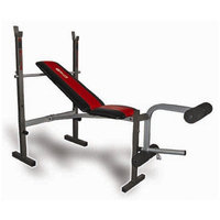 Elite Fitness Deluxe Standard Weight Bench