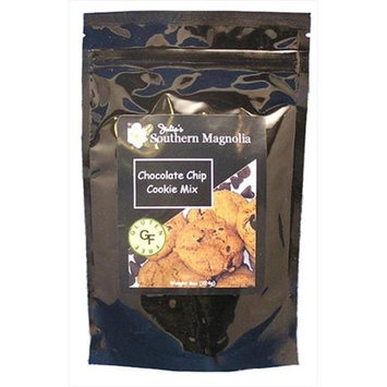 Julias Southern Magnolia SM332 Gluten Free Chocolate Chippers Cookie Mix - 8oz bag Pack of 4