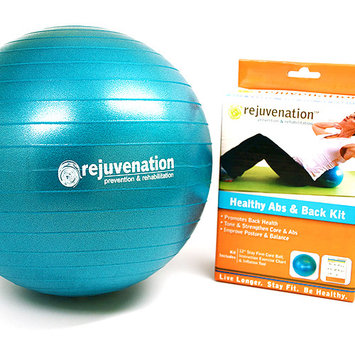 Rejuvenation Healthy Abs & Back Core Ball