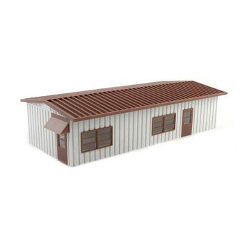 *TOP HO B/U Modern Yard Office BLM4300 BLMA MODELS