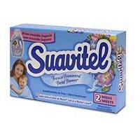 Suavitel Field Flowers Dryer Sheets - Accessories & Vendible Items