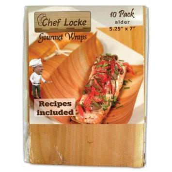 Chef Locke Alder Wraps