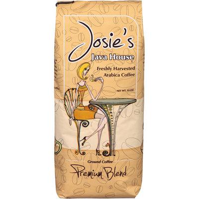 Josie's Java House Premium Blend Ground Coffee, 12 oz