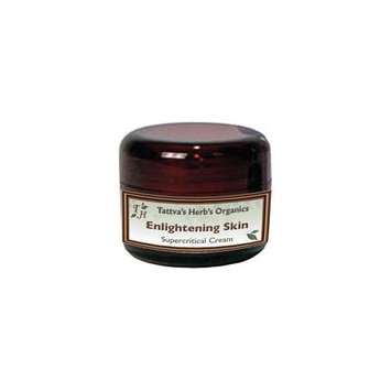 Enlightening Skin Cream Tattva's Herbs LLC. 2 oz Cream