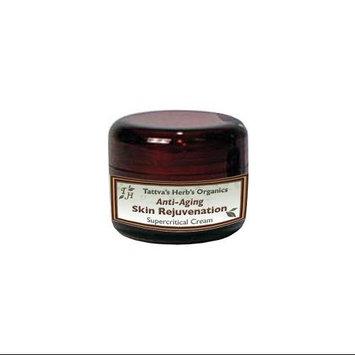 Anti-Aging Skin Rejuvenation Cream Tattva's Herbs LLC. 2 oz Cream