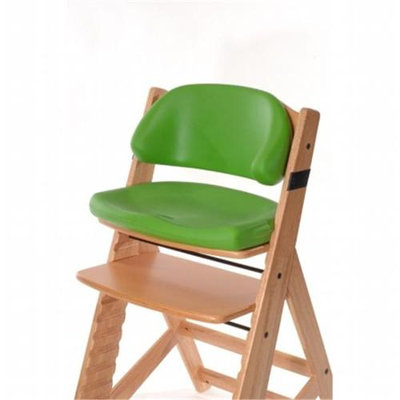 Keekaroo 0052633KR-0001 Comfort Cushion Set- Lime