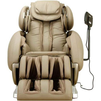 Infinite Therapeutics Infinity IT-8500 Taupe Zero-Gravity Massage Chair Infinite IT8500 IT8500