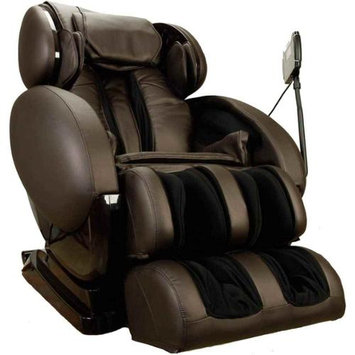 Infinite Therapeutics Infinity IT-8500 Chocolate Brown Zero-Gravity Massage Chair Infinite IT8500