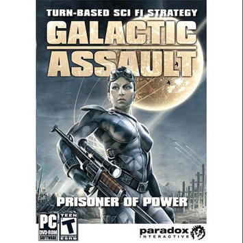 Paradox Galactic Assault - Prisoner of Power PC New