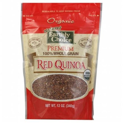 Tures Earthly Choice Quinoa Red Org - Pack of 6 - SPK-49276