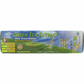 Prince of Peace Green Tea Extract with Panax Ginseng 10.2 fl oz