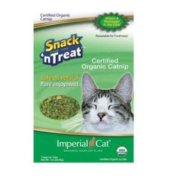 Imperial Cat 00122 Certified Organic Catnip - 0.5 oz.