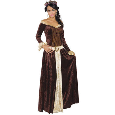 Underwraps My Lady Renaissance Adult Costume Small 4-6