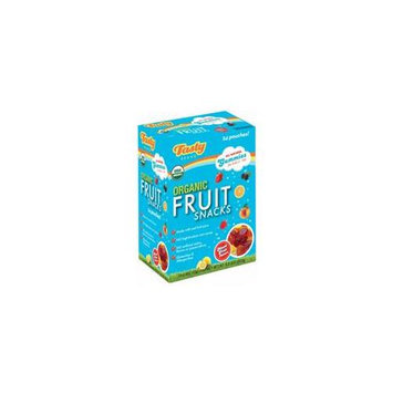 Tasty Brand Organic Fruit Snacks, Mixed Fruit Flavors
