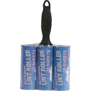 Bulk Buys Travel Size Lint Roller - Case of 12
