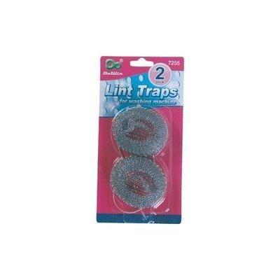 Dollar Days Mesh Lint Traps 2 Pk (Pack of 12)