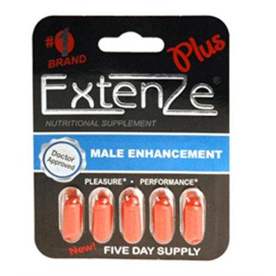 Biotab Nutraceuticals, Inc. Extenze Plus Male Enhancement, 6 cards x 5's