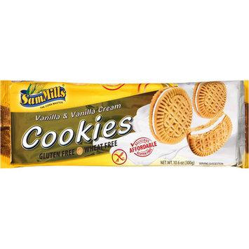 Sam Mills Cookie Gluten Free Sandwich Cream Van 10.6 Oz Pack Of 7