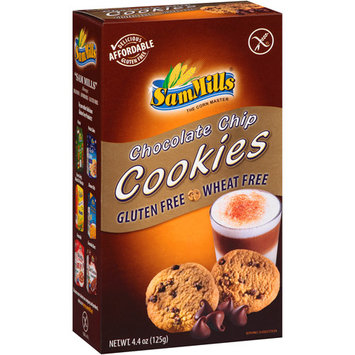 Sam Mills Chocolate Chip Cookies, 4.4 oz