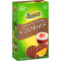 Sam Mills Cocoa & Orange Cookies, 4.4 oz