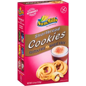 Sam Mills Shortbread Cookies, 4.4 oz