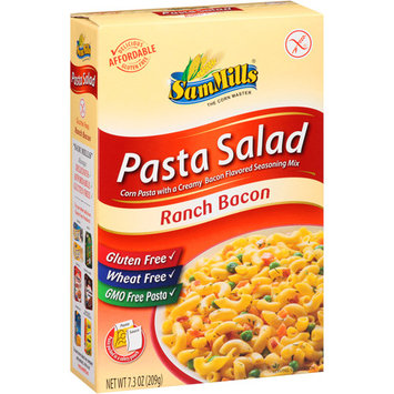 Sam Mills Pasta Salad Gluten Free Ranch Bac 7.2 Oz Pack Of 6