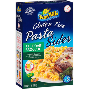 Sam Mills Pasta Side Gluten Free Cheddar Bro 5 Oz Pack Of 6
