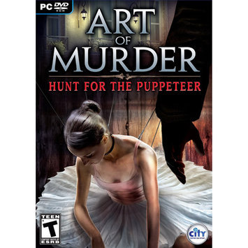 City Interactive 114302 Art of Murder- Hunt for the Puppeteer