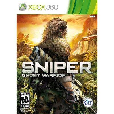City Interactive 00256 Sniper: Ghost Warrior Xbox 360