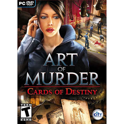 City Interactive Art of Murder: Cards of Destiny