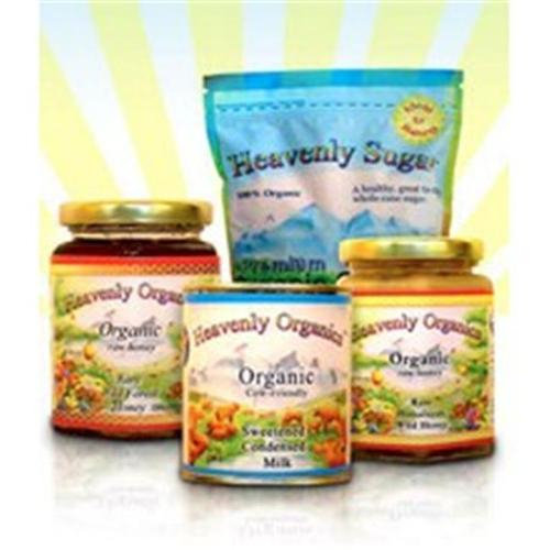 Heavenly Organics 85576 Heavenly Organics Raw Honey Pomegranate Chocolate Pattie 140 CT