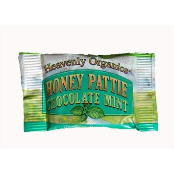 Heavenly Honey Patties Choc Mint O - -Pack of 16