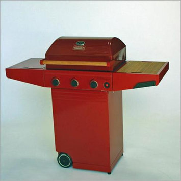 Minden Grill 94922894 Master Gas Grill: 94922894519 Gas Grill Red