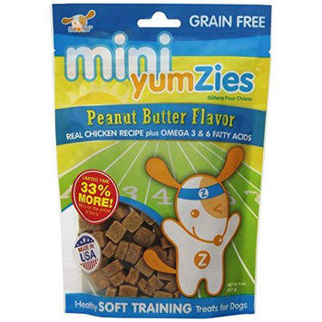 Sentron YumZies, Natural Peanut Butter Flavor, Mini, 8 oz.