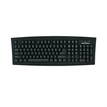 Seal Shield Silver Seal Medical Grade Keyboard - Cable Connectivity - Ps/2, USB Interface - 110 Key - Japanese - Compatible With Computer - Membrane (ssksv108jp)