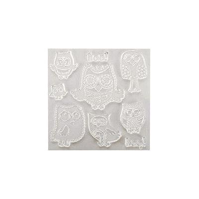 Sassafras Lass Clear Stamps 9/Set - Olivia & Pals