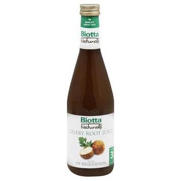 Biotta Naturals - Celery Root Juice For Your pH Regulation - 16.9 oz.