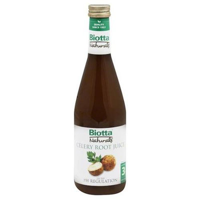 Biotta Naturals - Celery Root Juice For Your pH Regulation - 16.9 oz.