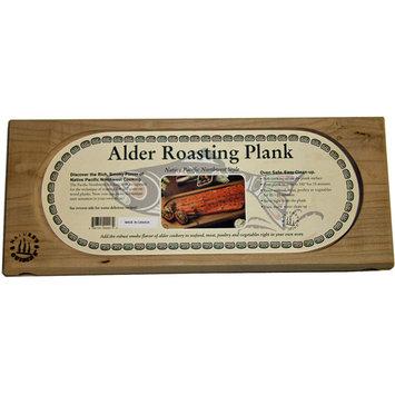 Natures Cuisine 17in. X 7in. Alder Roasting Plank NC003