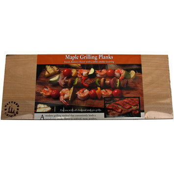 Natures Cuisine 3 Count 14 X 5.5 Maple Grilling Plank