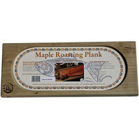 Natures Cuisine 17 X 7.75 Maple Roasting Plank