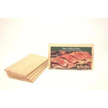 Natures Cuisine NC007-210 2 Count Maple Cedar Outdoor Grilling Plank