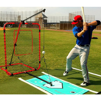 Swingaway Sports Products SwingAway SA100BBR Bryce Harper MVP Baseball Hitting Station