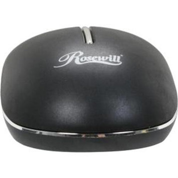 Rosewill RM-C2P Black Wired Optical Mouse