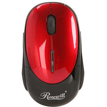 Rosewill RM-7500 2.4GHz Wireless Traveling Mouse - Retail