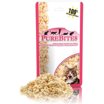 Pure Treats Inc Pure Treats 067335 0.28 Oz. Purebites Shrimp Cat Treat Shrimp