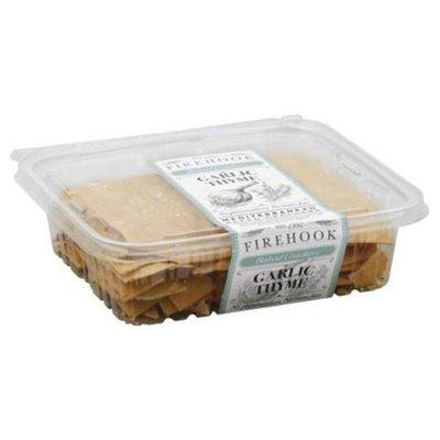 Firehook Mediterranean Baked Crackers Garlic Thyme 7 oz