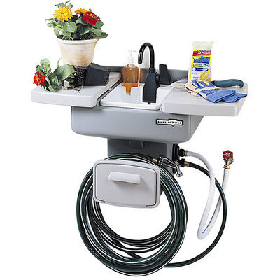 Backyard Gear, Inc. D.F. Omer WS100 Backyard Gear Water Station Plus
